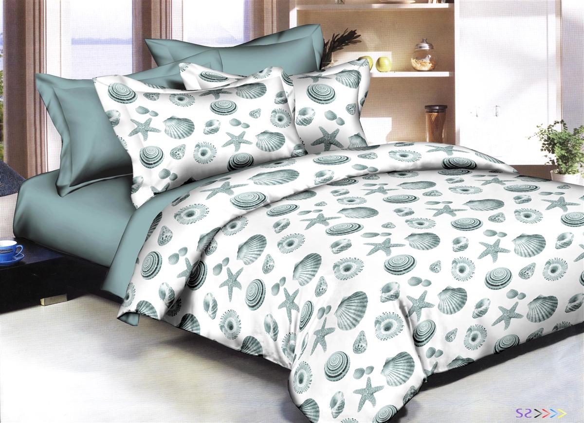 Sea Shells 8PC Twin Bedding Set