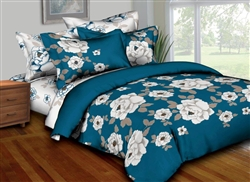 Floral Bay 8 Piece Bedding set