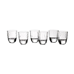 Stylesetter Wyatt Shot Glasses, Decorative Table  Accessories