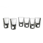 Stylesetter Bentley Shot Glasses, Decorative Table Accessories