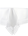 FYH Lace Swiss Tablecloth Lace Trim