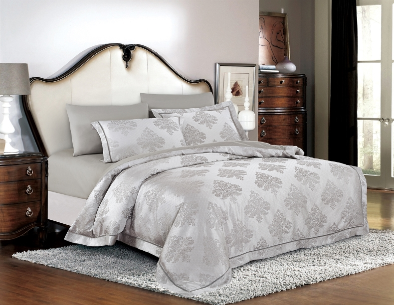 Lexington Luxury 8pc Twin Bedding Set - Discount Bed Linens