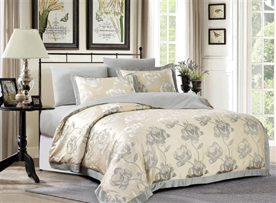 Park Luxury 8PC Twin Bedding Set