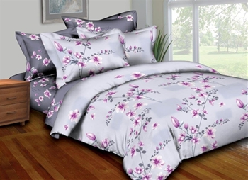 Wild Blossom 8 Piece Bedding set