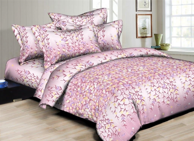 Better Bed Collection: Spring Sprouts 8PC Twin Bedding Set
