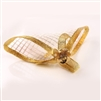 Mesh Napkin Rings - Set of 4, Decorative Table Accessories