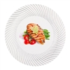 "My Style 10"" Plates 10 Count - Durable Disposable Plates & Bowls"