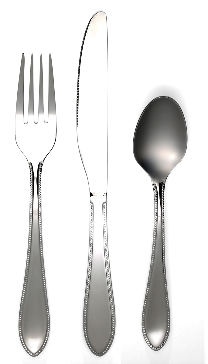 18/10 20Pc Service for 4 Cutlery in Mirror-Like Design