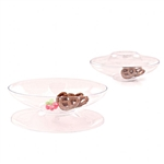 Oval Cups w/ Lids by Simcha Collection - 6 per Pack