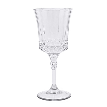 Crystal-Like French Goblets