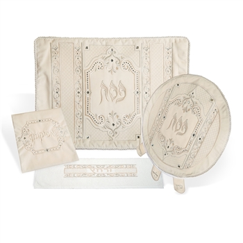 Passover Set by Elite Embroidery