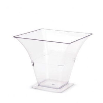 Parfait Cups, 6 Per Pack - Small Mini-Ware Serving Dishes