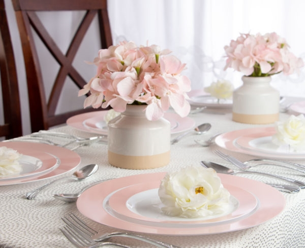 Blush Dinnerware Collection