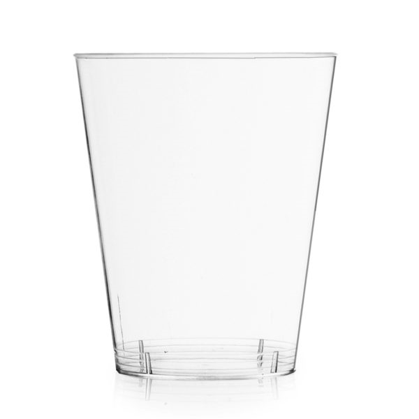 12 oz Heavy Duty Plastic Tumblers 20 Ct  Round Shape