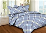 Superior Linen: Perfect Plaid 6PC Bedding Set