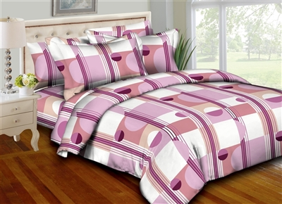 Better Bed Collection: Frothy Bubbles 8PC Twin Bedding Set