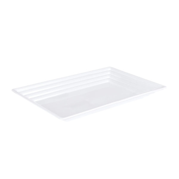 Simcha Collection Clear Serving Tray 2946