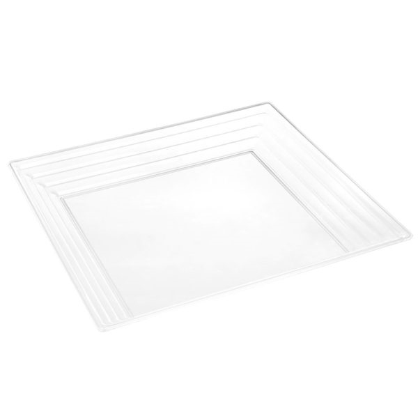 Simcha Collection Clear Serving Tray 2951