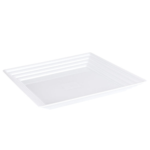 Simcha Collection White Serving Tray 2952