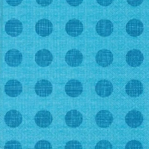 Melissa Teal Decorative Napkins - 20 ct