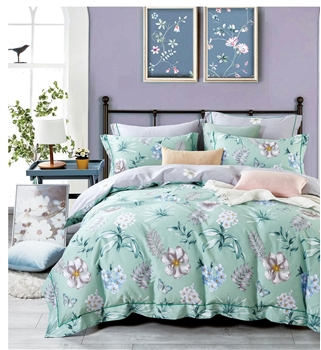 Rochester 8PC 100% Cotton Bedding Set