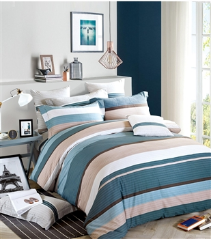 Saratoga 8PC 100% Cotton Bedding Set