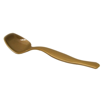 Gold Serving Spoon