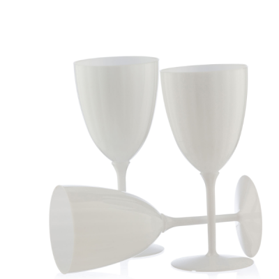 Small White Wine Cups 3 oz  8 Ct