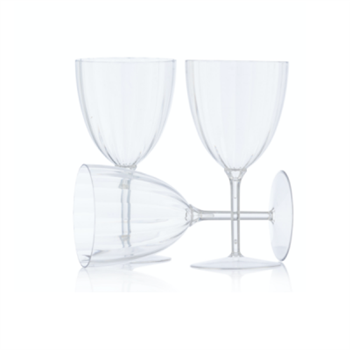 Clear 3oz Wine Cups