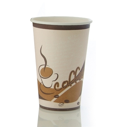 Paper House  16 Oz. Coffee Hot Cups - 16 Cups