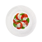 "My Style 9"" Plates 10 Count - Durable Disposable Plates & Bowls"