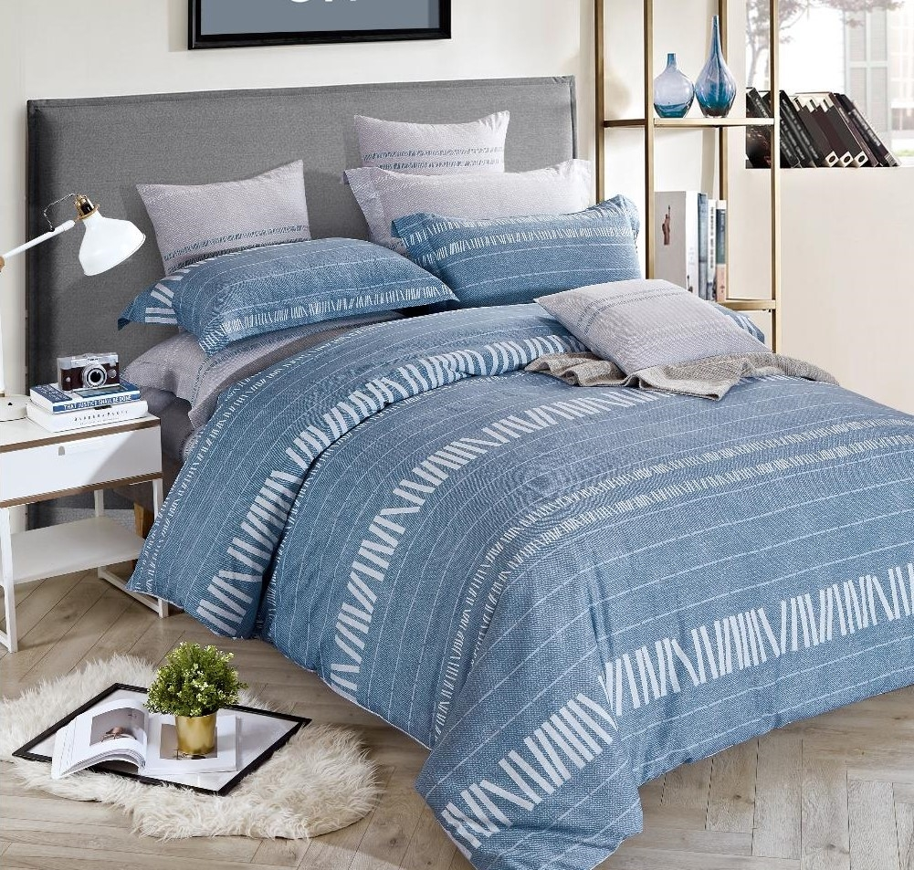 Amherst 8PC 100% Cotton Bedding Set
