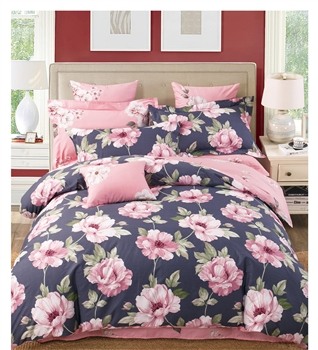 Santiago 8PC 100% Cotton Bedding Set