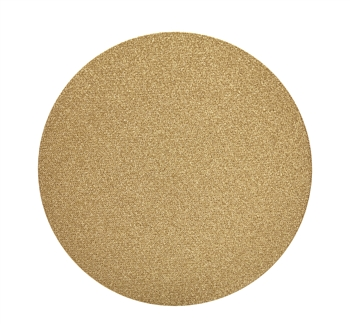 Water Resistant Gold Glitter Charger - Extra Heavyweight Cardboard