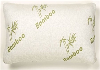 Bamboo Memory Foam Pillow, Luxury Down Like Pillow