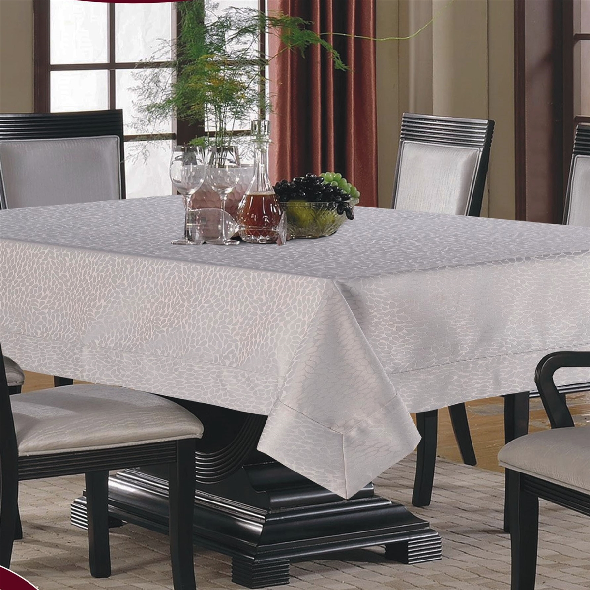 Belair Spill Proof Tablecloth