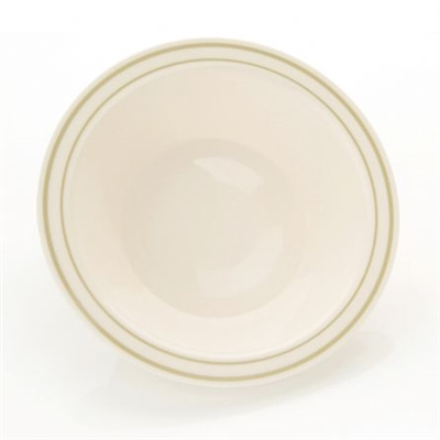 China Like Ivory 14 oz. Plastic Bowls - 10 Per Pack