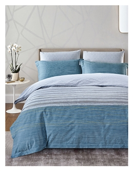Delaware 8PC Bedding Set made with 100% cotton