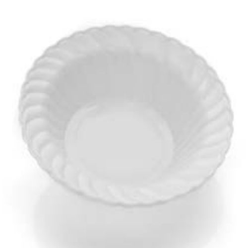 12oz Elegant Ware White Bowl Case - 216 Count