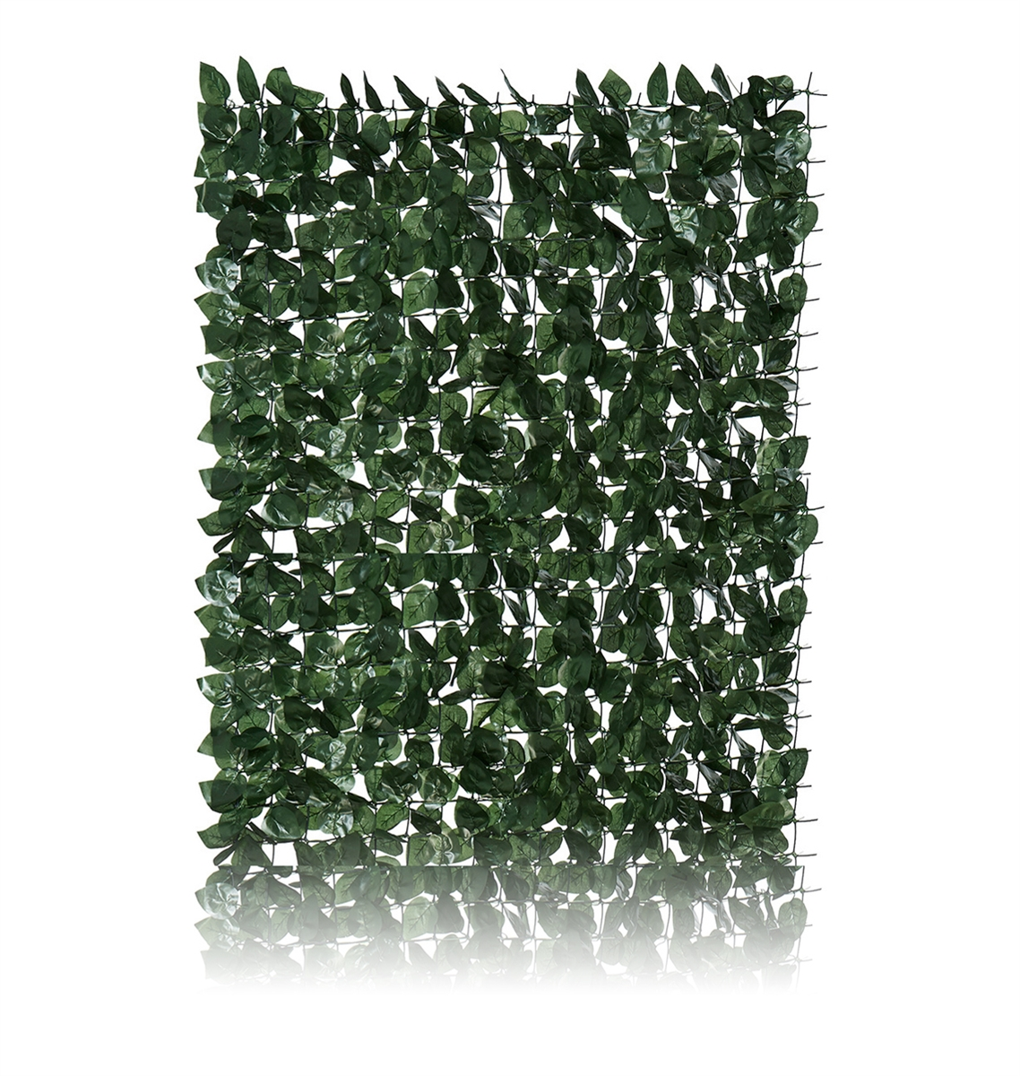 10' Flexible Faux Ivy Privacy Fence