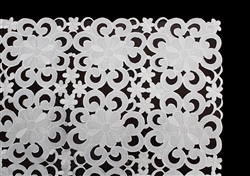 Florence Lace Pattern Tablecloth - Luxury Table Covers