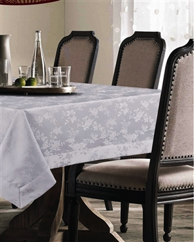 Geneva  Spill Proof Tablecloth | Discounts on Luxury Tablecloths