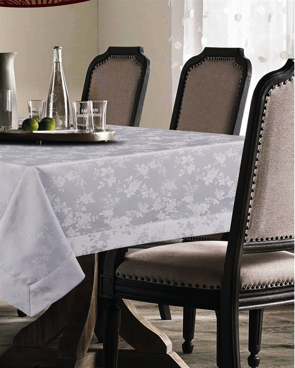Geneva Spill Proof Tablecloth