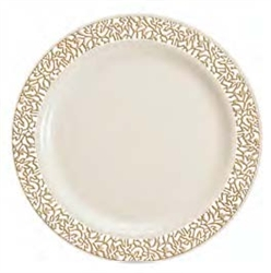 Lace Tableware Package - 20 Guests