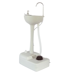 Indoor/Outdoor Portable Handwash Stand CHH-7701