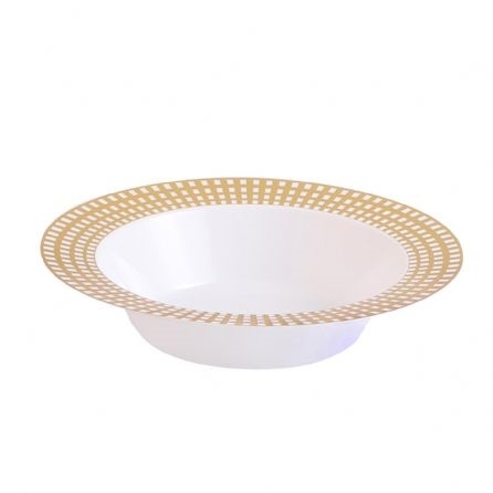 12oz Signature Collection High quality Plastic Bowls  sc 1 st  The Closeout Connection : quality plastic dinnerware - pezcame.com
