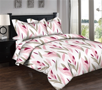 Soft Tulips 6PC Twin Bedding Set