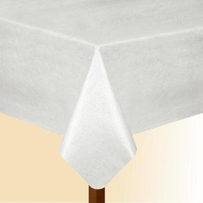 Silver And Gold Tablecloth Liners [Silver Back In Stock]