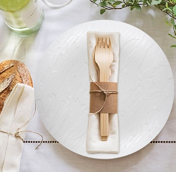 Mahogany Collection : disposable plates wedding - Pezcame.Com