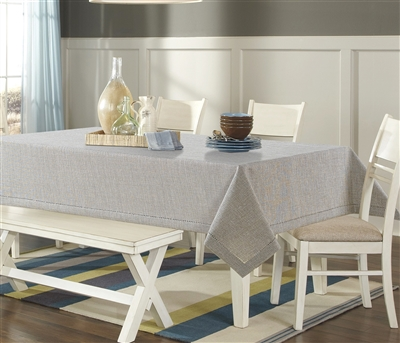 The Closeout Connection & Luxury Table Linen \u0026 Lace Table Covers - Damask Tablecloth
